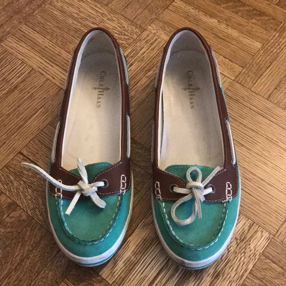 fe205ab1ad0 Cole Haan Shoes - COLE HAAN NIKE AIR Jamie Boat Shoe II